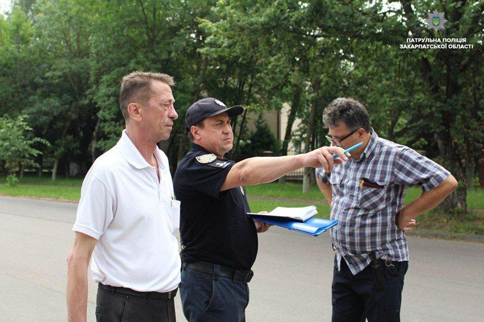 В Ужгороді на Слов'янській набережній проведено обстеження вулиці - які пропозиції подано комісією (ФОТО) , фото-6