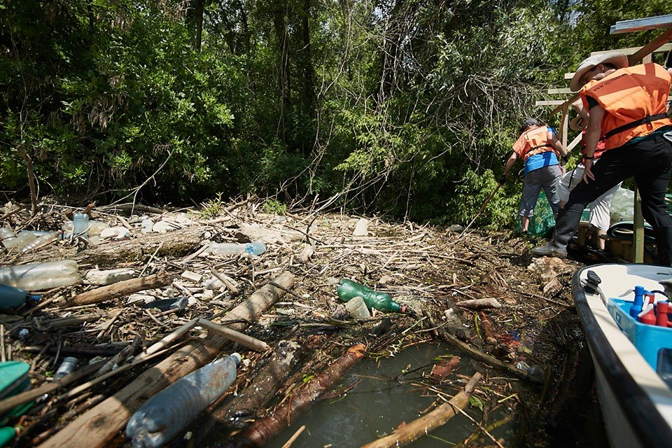 3000 кг пластику: угорські волонтери показали шокуючі результати екологічної акції PET Kupa на Тисі (ФОТО, ВІДЕО), фото-12