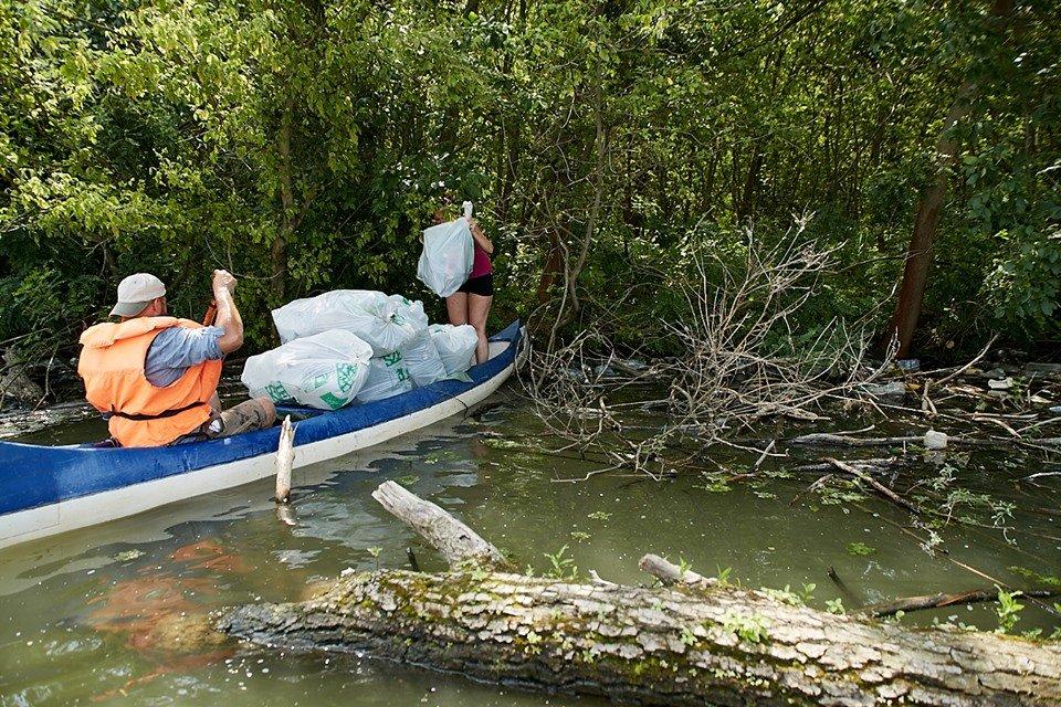 3000 кг пластику: угорські волонтери показали шокуючі результати екологічної акції PET Kupa на Тисі (ФОТО, ВІДЕО), фото-5