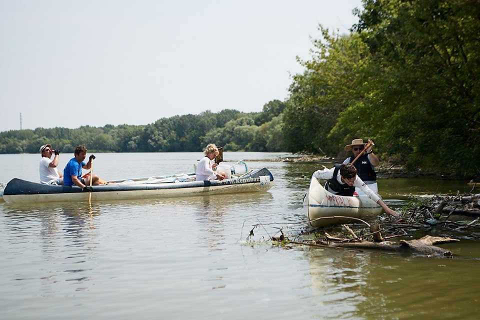 3000 кг пластику: угорські волонтери показали шокуючі результати екологічної акції PET Kupa на Тисі (ФОТО, ВІДЕО), фото-6
