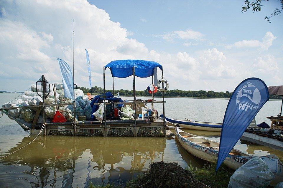 3000 кг пластику: угорські волонтери показали шокуючі результати екологічної акції PET Kupa на Тисі (ФОТО, ВІДЕО), фото-10