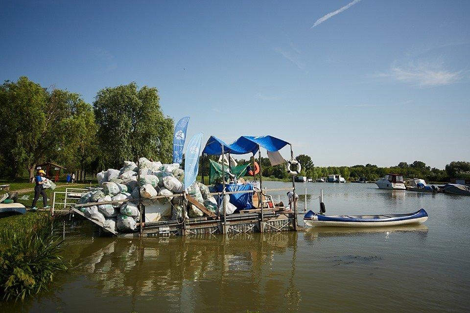3000 кг пластику: угорські волонтери показали шокуючі результати екологічної акції PET Kupa на Тисі (ФОТО, ВІДЕО), фото-21