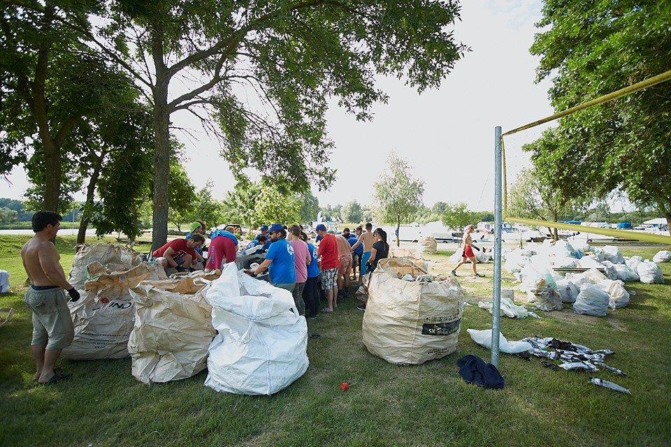 3000 кг пластику: угорські волонтери показали шокуючі результати екологічної акції PET Kupa на Тисі (ФОТО, ВІДЕО), фото-4