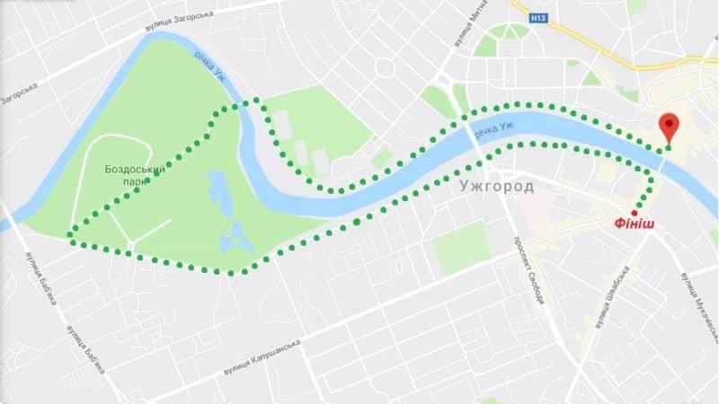 Через погоду в Ужгороді скасували масштабний велозаїзд , фото-1