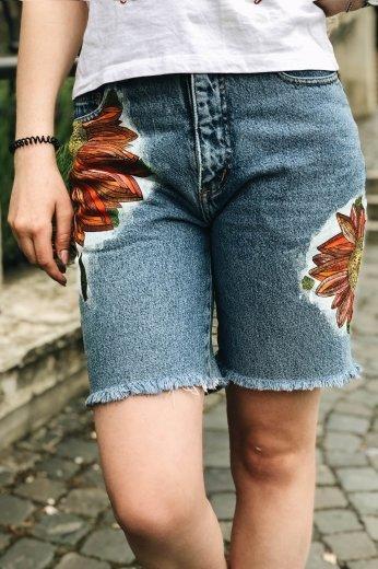 Ужгородський художник-абстракціоніст створив колекцію розписаного джинсового одягу, фото-3