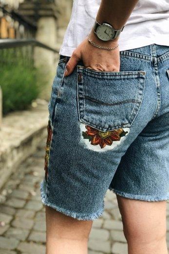 Ужгородський художник-абстракціоніст створив колекцію розписаного джинсового одягу, фото-5