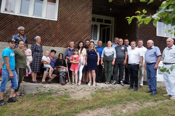 Закарпатська довгожителька у великому колі родини відзначила свій 102-річний ювілей (ФОТО, ВІДЕО), фото-3