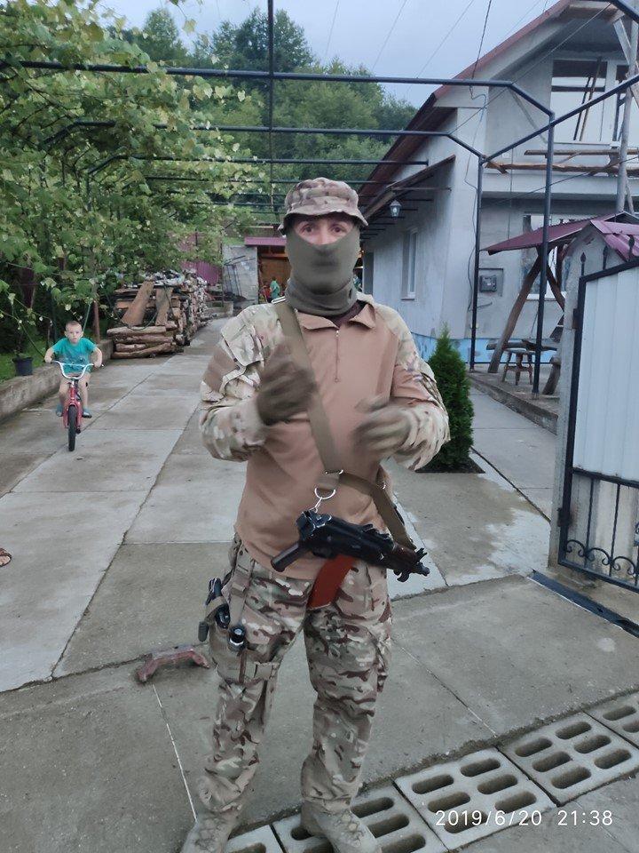 На Закарпатті сталась стрілянина через підозру у контрабанді: версії потерпілого та прикордонної служби (ФОТО), фото-1