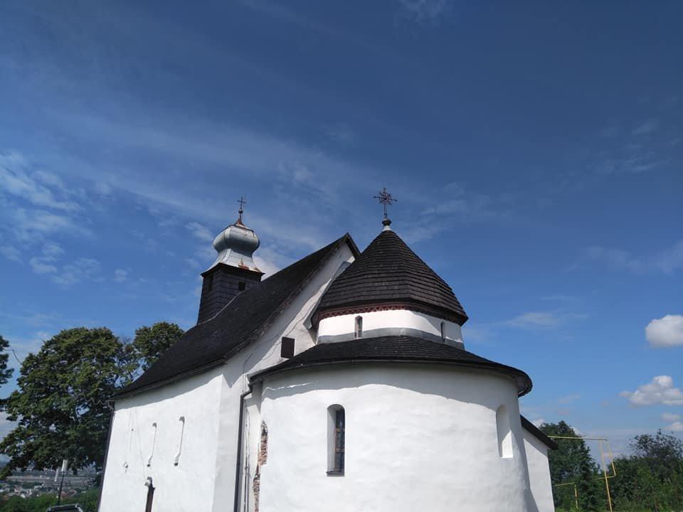 Архітектор Петро Сарваш розповів, навіщо купол Горянської ротонди віддали на реставрацію (ФОТО) , фото-2