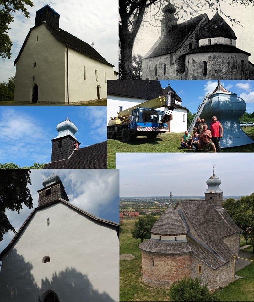 Архітектор Петро Сарваш розповів, навіщо купол Горянської ротонди віддали на реставрацію (ФОТО) , фото-1