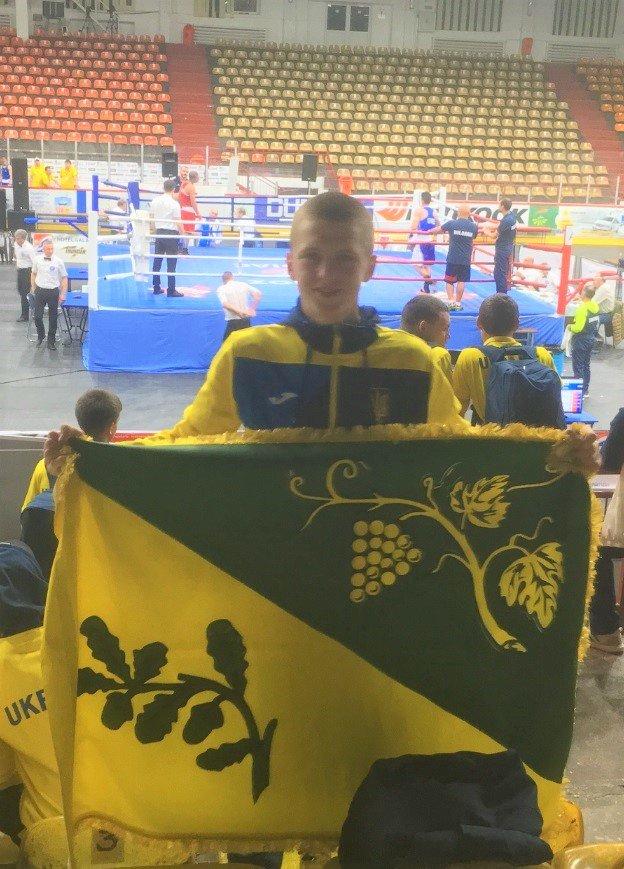 Юний закарпатець став призером на Чемпіонаті Європи з боксу (ФОТО), фото-2