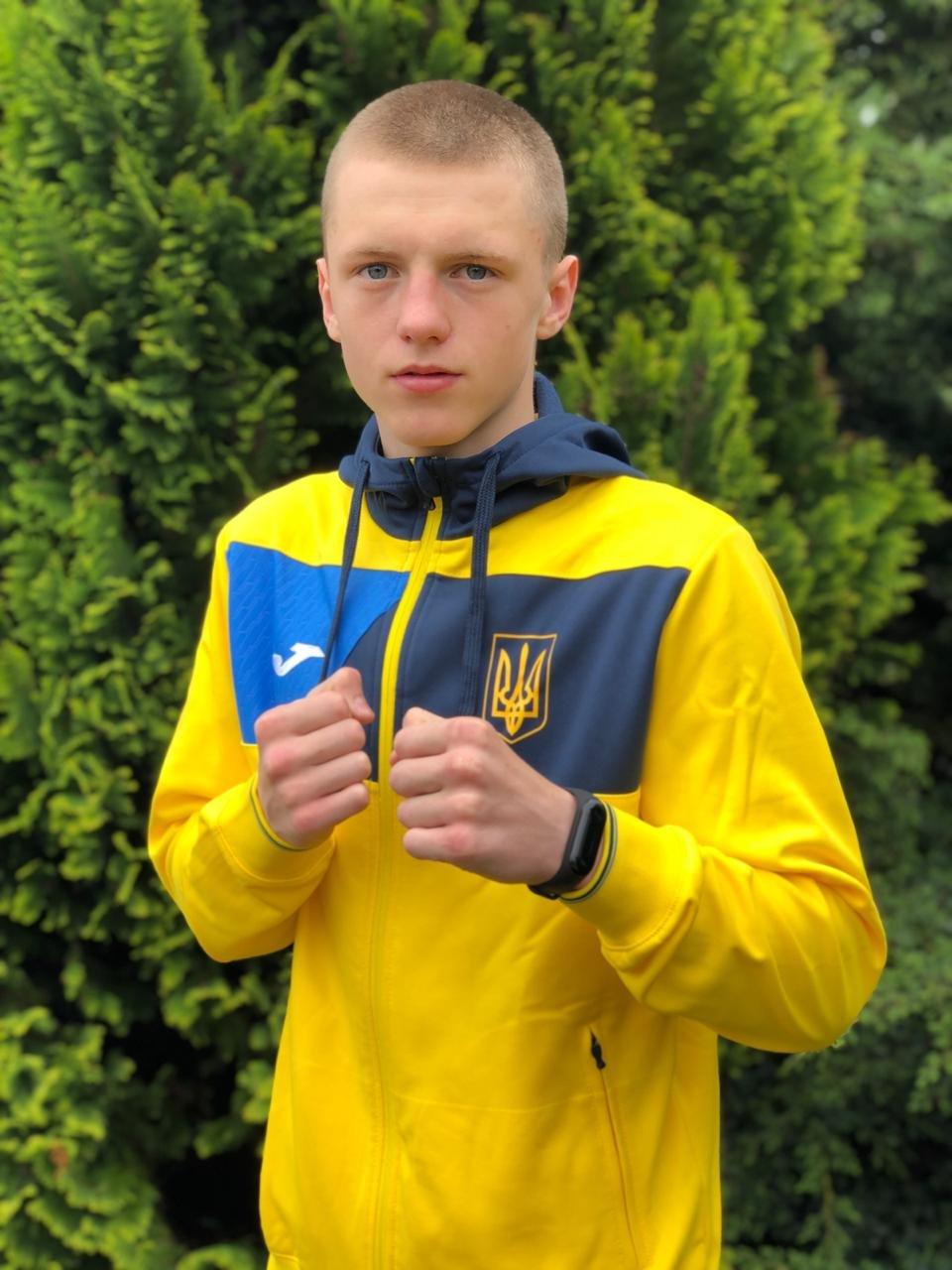 Юний закарпатець став призером на Чемпіонаті Європи з боксу (ФОТО), фото-1