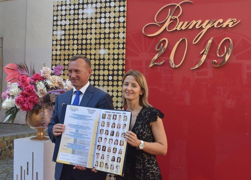 В Ужгороді вручили 60 золотих та срібних медалей випускникам 2019 року (ФОТО), фото-17