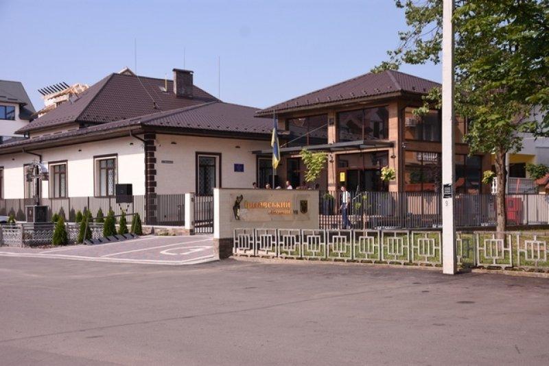 В одному із міст Закарпаття урочисто відкрили нову адмінібудівлю районного суду (ФОТО), фото-2