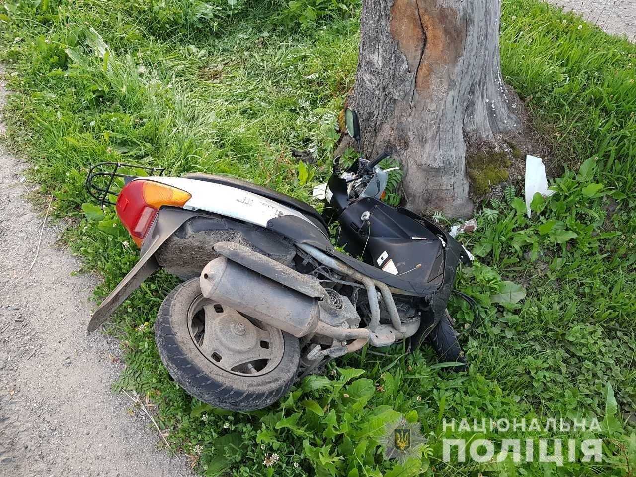 На Закарпатті одна за другою стались дві ДТП за участі мотоциклістів - одна з них смертельна (ФОТО), фото-1