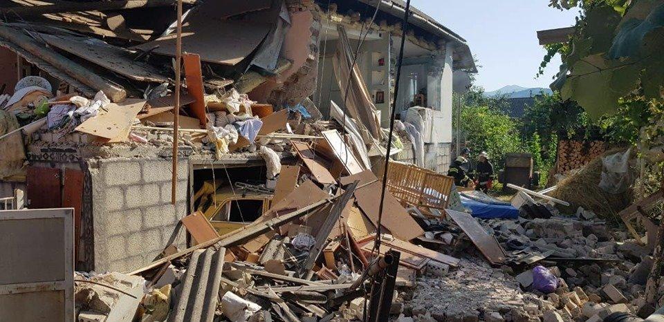 Під час вибуху газоповітряної суміші на Закарпатті постраждали чоловік та 2-річна дитина (ФОТО), фото-5