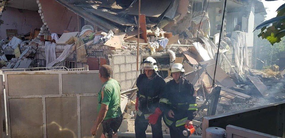 Під час вибуху газоповітряної суміші на Закарпатті постраждали чоловік та 2-річна дитина (ФОТО), фото-3