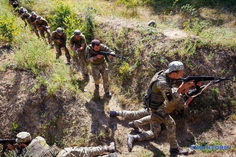 На Закарпатті проходять міжнародні навчання  військових по програмі, що відповідає стандартам НАТО (ФОТО), фото-2