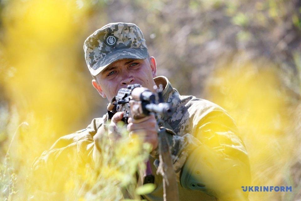 На Закарпатті проходять міжнародні навчання  військових по програмі, що відповідає стандартам НАТО (ФОТО), фото-3