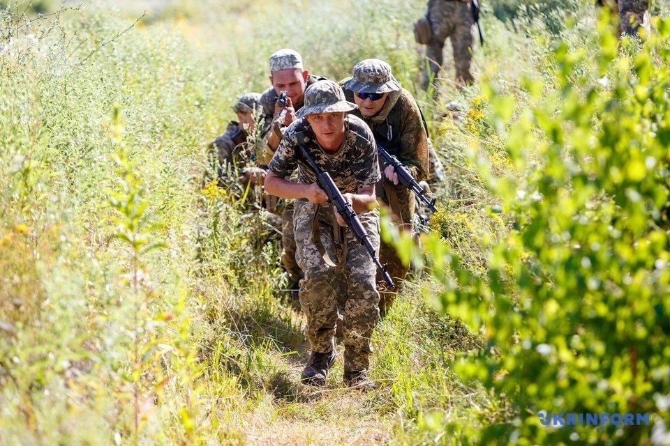 На Закарпатті проходять міжнародні навчання  військових по програмі, що відповідає стандартам НАТО (ФОТО), фото-4
