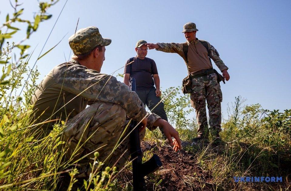 На Закарпатті проходять міжнародні навчання  військових по програмі, що відповідає стандартам НАТО (ФОТО), фото-5
