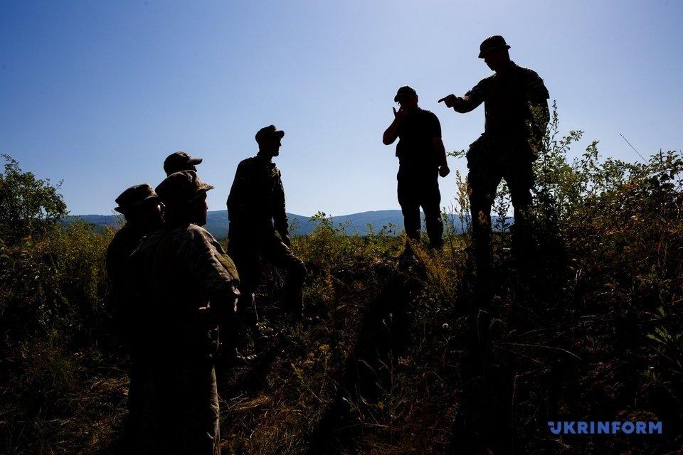 На Закарпатті проходять міжнародні навчання  військових по програмі, що відповідає стандартам НАТО (ФОТО), фото-6