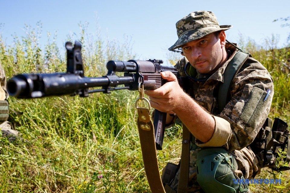 На Закарпатті проходять міжнародні навчання  військових по програмі, що відповідає стандартам НАТО (ФОТО), фото-7
