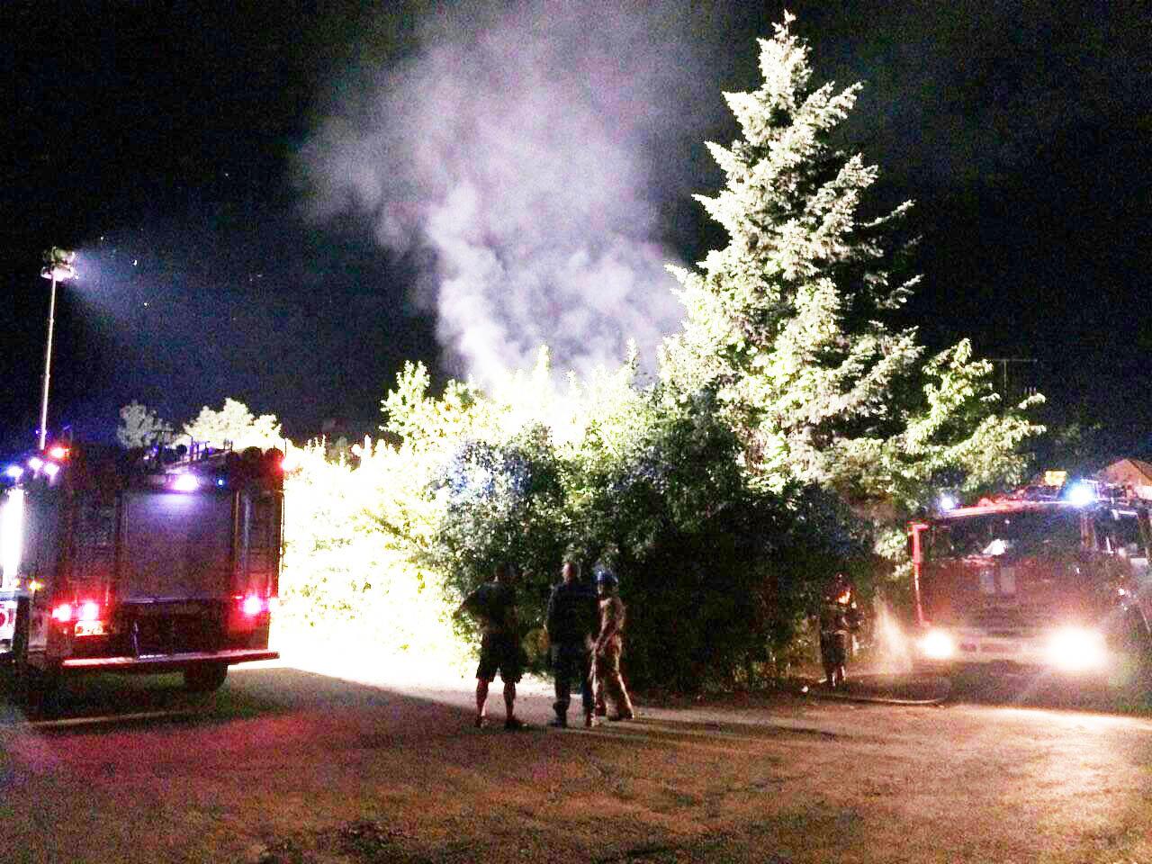 Закарпатському активісту спалили дві машини - поліція відкрила кримінальне провадження (ФОТО), фото-1
