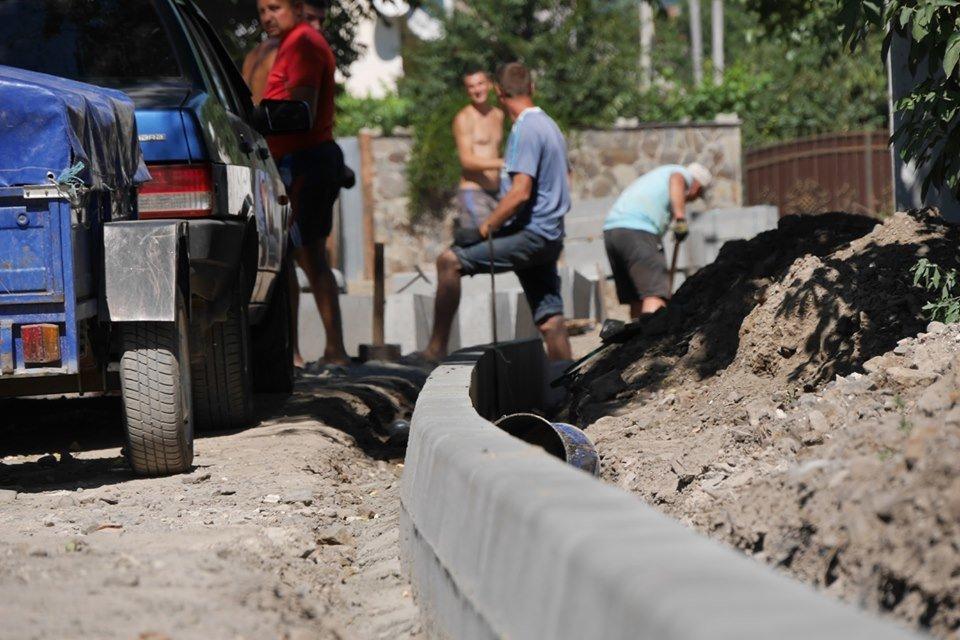 Що передбачає капітальний ремонт вулиці Антонівської в Ужгородці (ФОТО), фото-4