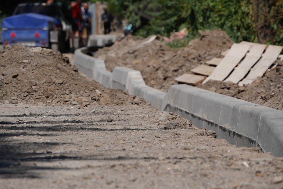 Що передбачає капітальний ремонт вулиці Антонівської в Ужгородці (ФОТО), фото-1