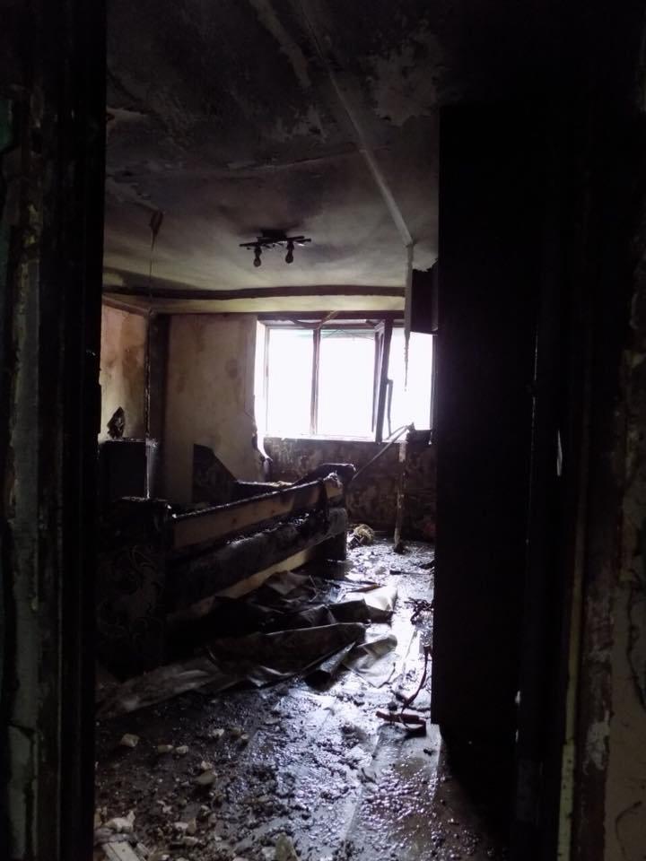 П'яний закарпатець навмисно спричинив пожежу в будинку співмешканки (ФОТО), фото-2