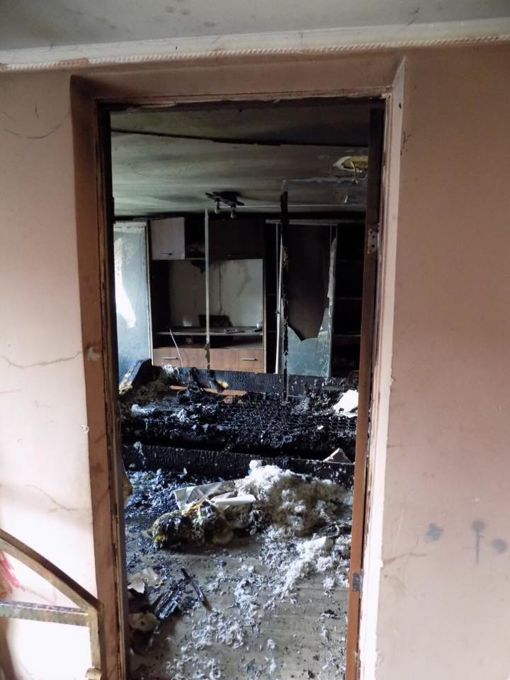 П'яний закарпатець навмисно спричинив пожежу в будинку співмешканки (ФОТО), фото-3