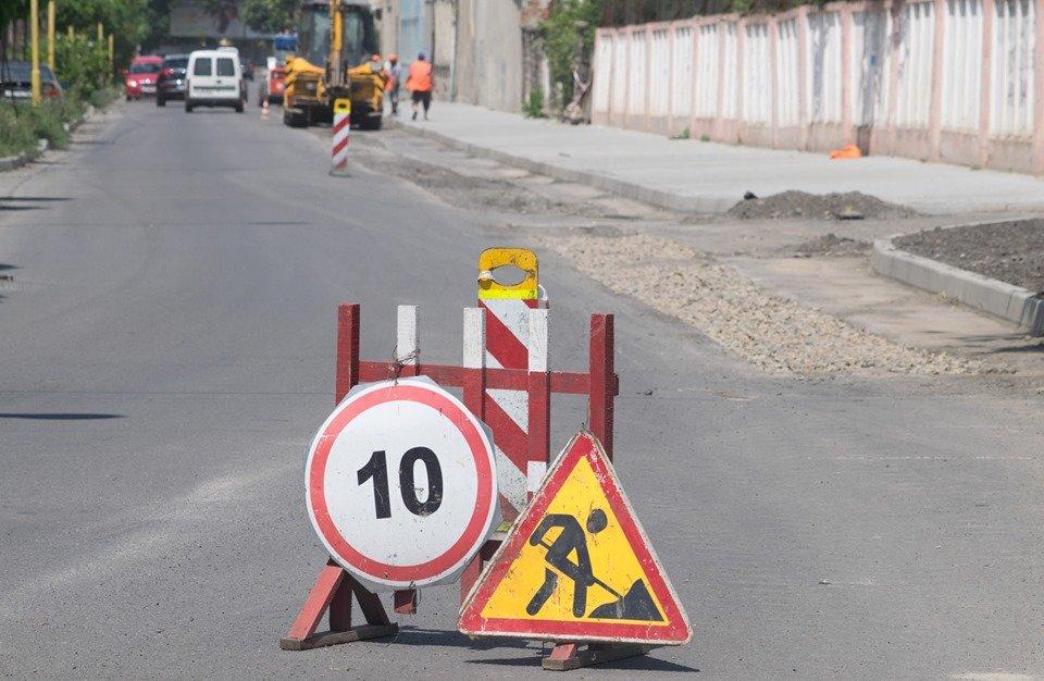 В Ужгороді на Шумній підрядник усуває недоліки (ФОТОФАКТ), фото-2