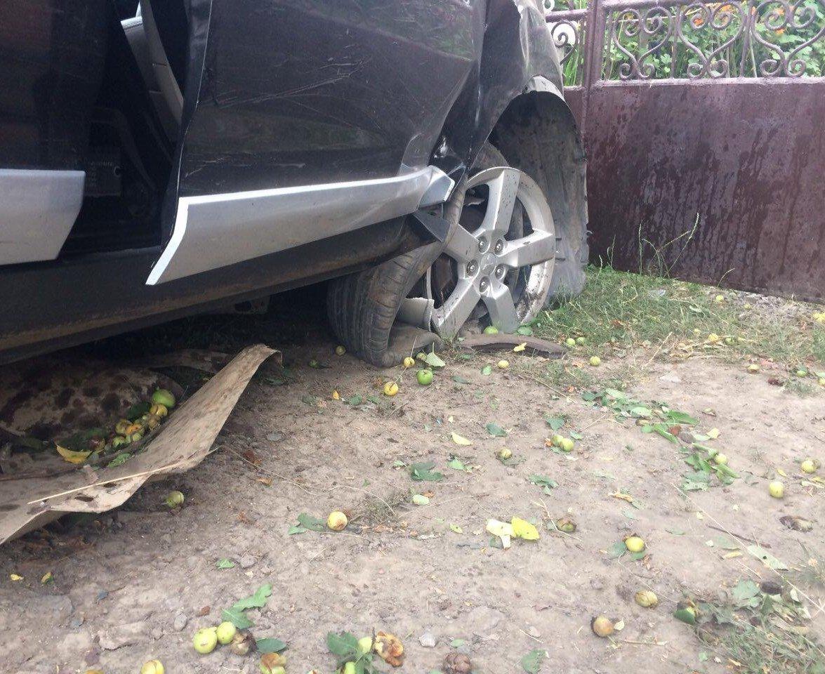 Адвоката, який на Ужгородщині збив на смерть 11-річну дівчинку взяли під варту (ФОТО), фото-1