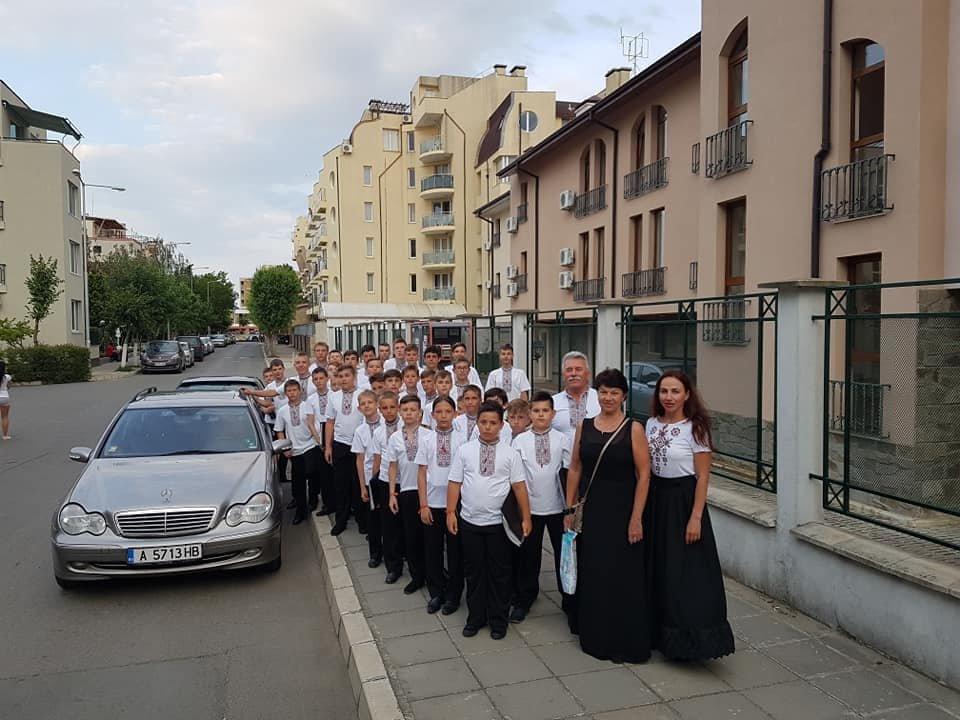 Мукачівський хор хлопчиків та юнаків виступив на фестивалі в Болгарії та підкорив серця європейців (ФОТО), фото-7