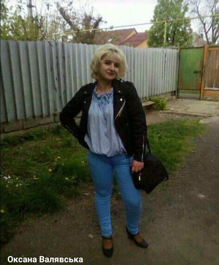 На Закарпатті розшукують 44-річну Оксану Валявську, яка зникла 2 липня (ФОТО), фото-1