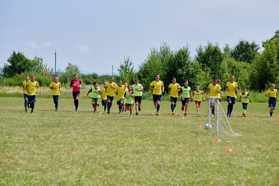 На Ужгородщині відкрили безкоштовну футбольну школу «Олімпік»К» - на черзі облаштування стадіону (ФОТО), фото-2