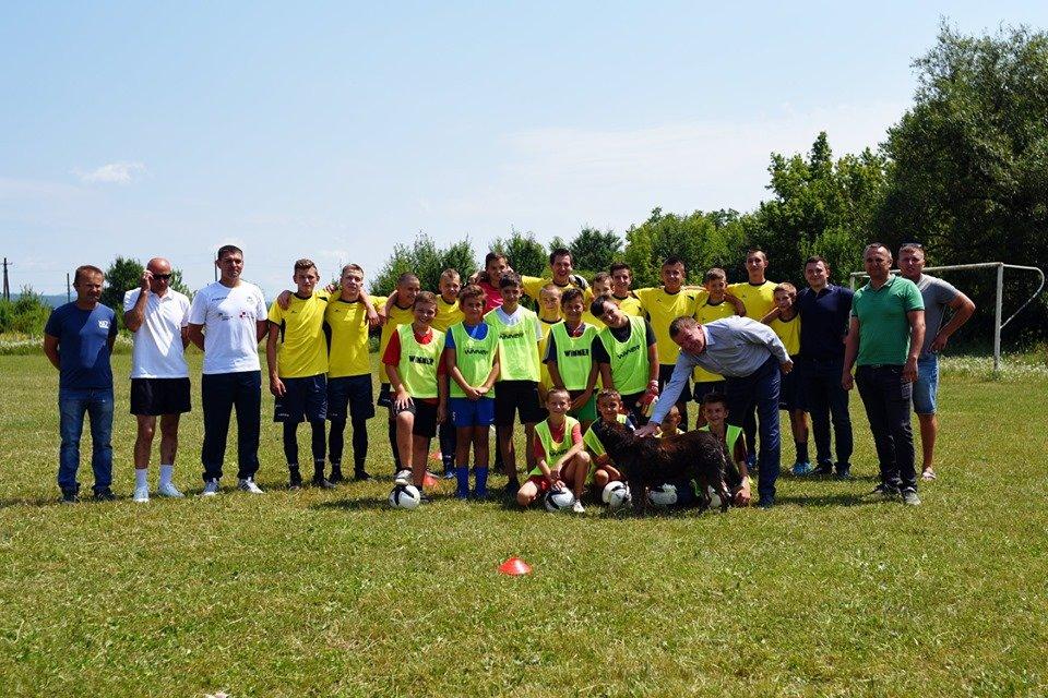 На Ужгородщині відкрили безкоштовну футбольну школу «Олімпік»К» - на черзі облаштування стадіону (ФОТО), фото-9