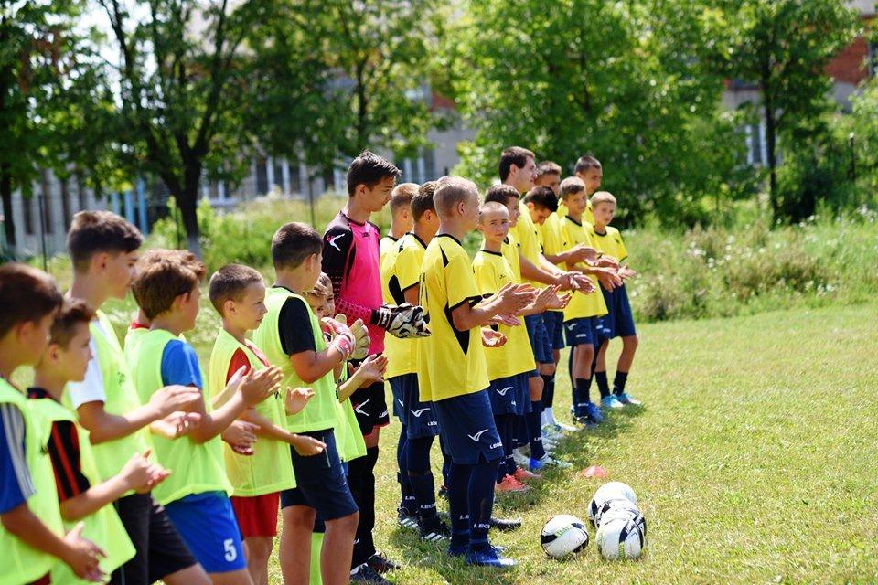На Ужгородщині відкрили безкоштовну футбольну школу «Олімпік»К» - на черзі облаштування стадіону (ФОТО), фото-7
