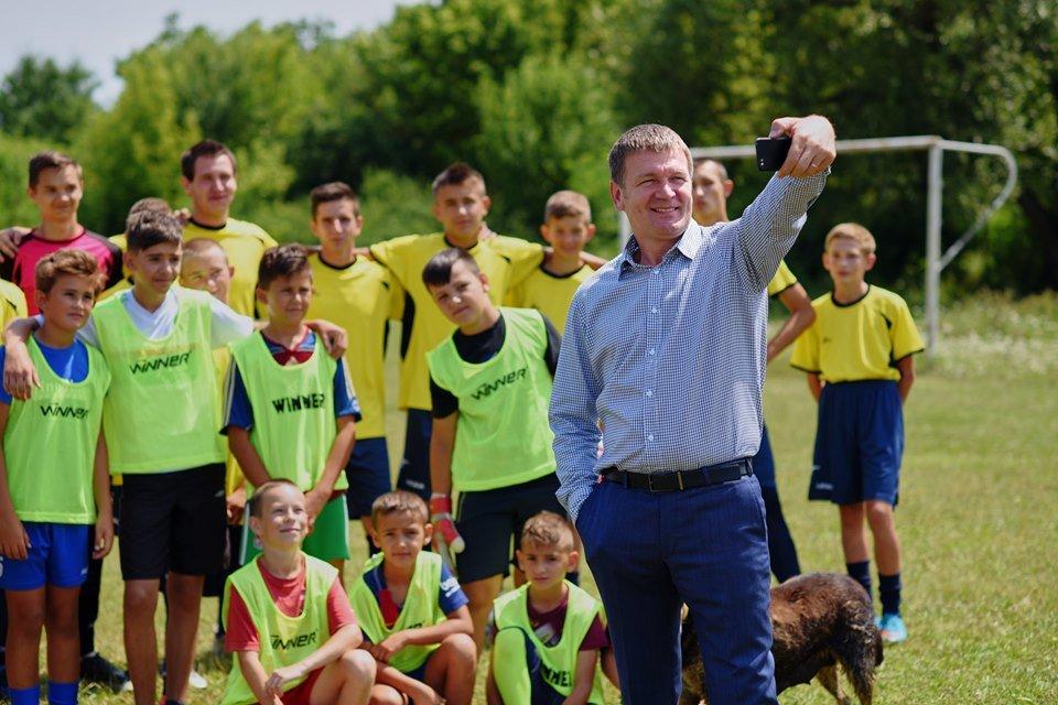 На Ужгородщині відкрили безкоштовну футбольну школу «Олімпік»К» - на черзі облаштування стадіону (ФОТО), фото-8