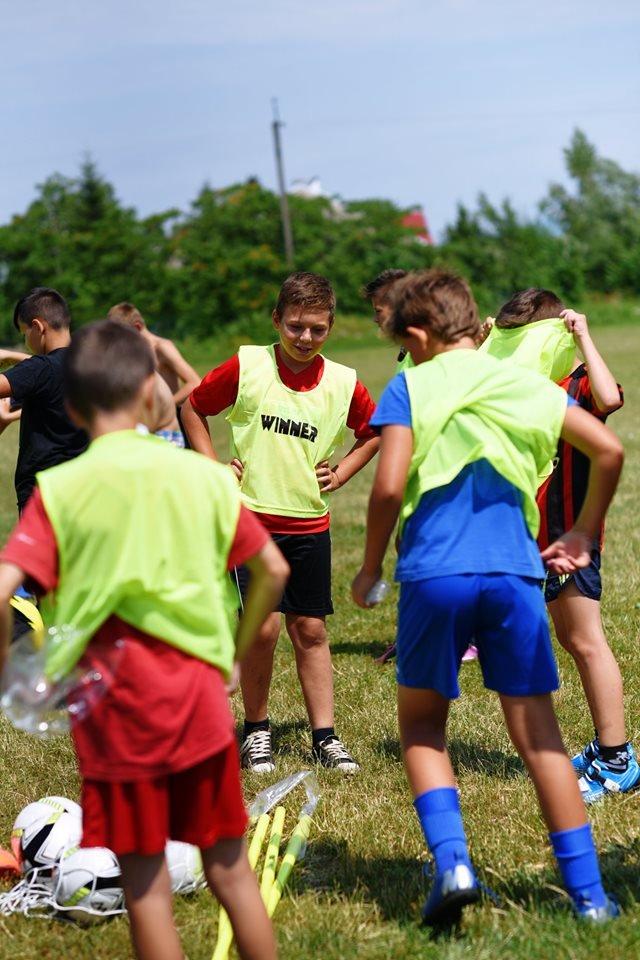 На Ужгородщині відкрили безкоштовну футбольну школу «Олімпік»К» - на черзі облаштування стадіону (ФОТО), фото-4