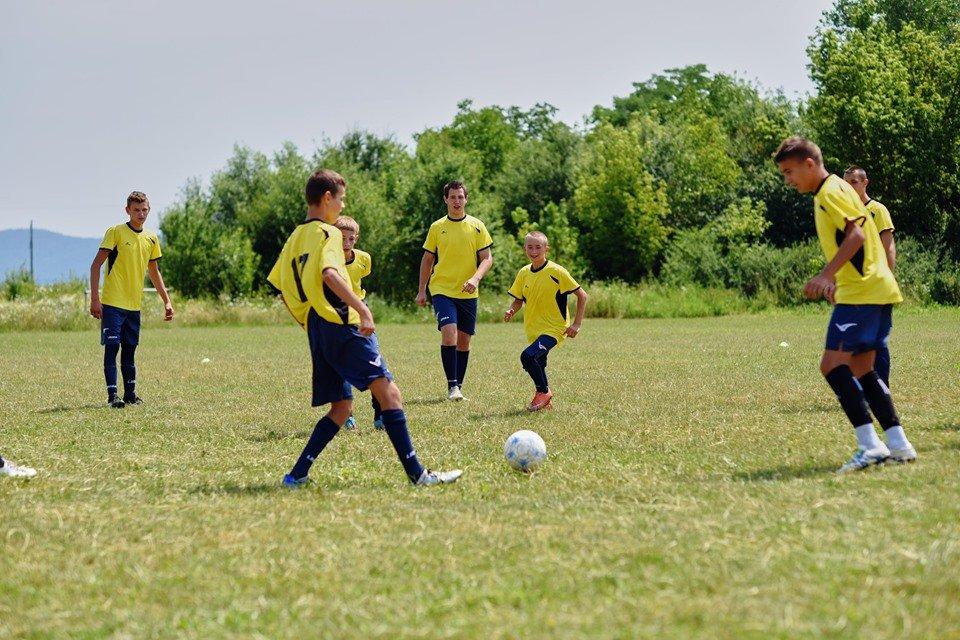 На Ужгородщині відкрили безкоштовну футбольну школу «Олімпік»К» - на черзі облаштування стадіону (ФОТО), фото-5