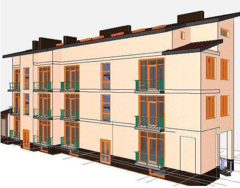 В Ужгороді на Фединця готуються до будівництва чотирьохповерхового торговельного центра (ФОТО), фото-7