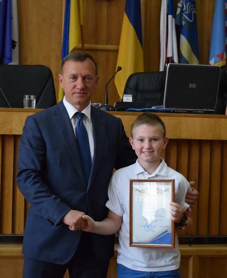 В Ужгороді відзначили юних спортсменів (ФОТО), фото-3