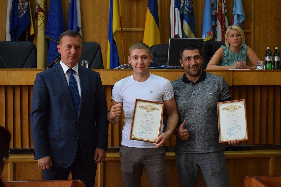 В Ужгороді відзначили юних спортсменів (ФОТО), фото-7