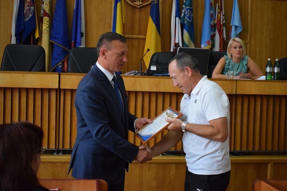 В Ужгороді відзначили юних спортсменів (ФОТО), фото-4
