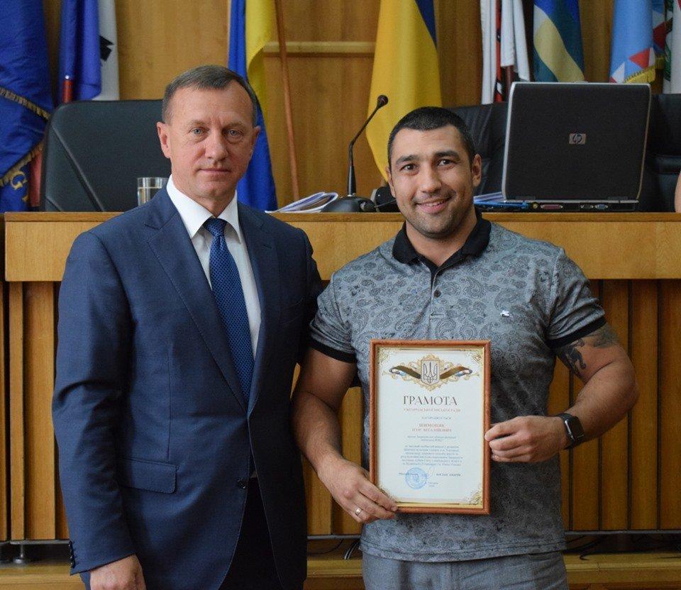 В Ужгороді відзначили юних спортсменів (ФОТО), фото-6