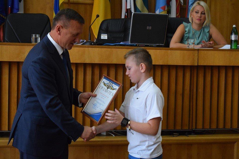 В Ужгороді відзначили юних спортсменів (ФОТО), фото-2