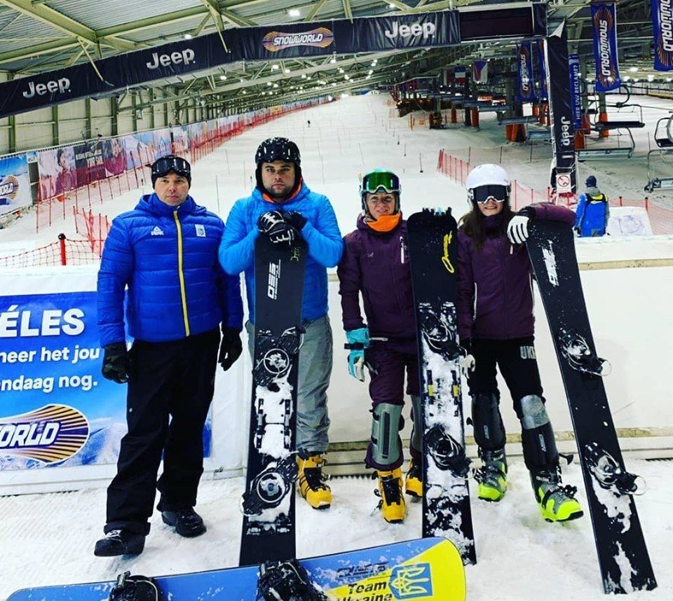 Закарпатська сноубордистка вже готується до зимових змагань (ФОТО), фото-3