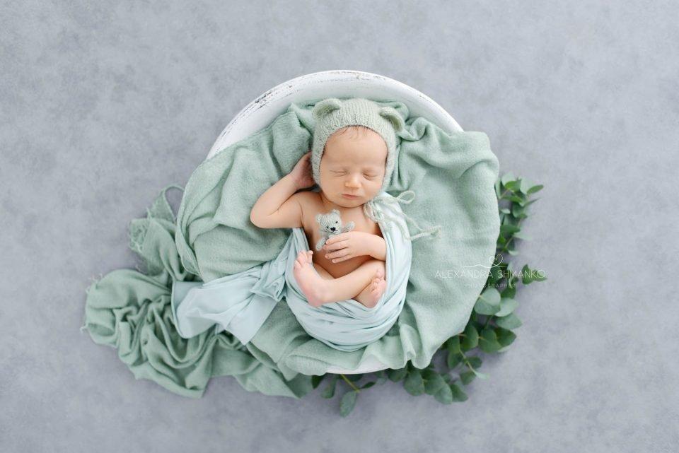 Як ужгородський фотограф зберігає неповторні миті на фотосесії в стилі «newborn» (ФОТО), фото-4